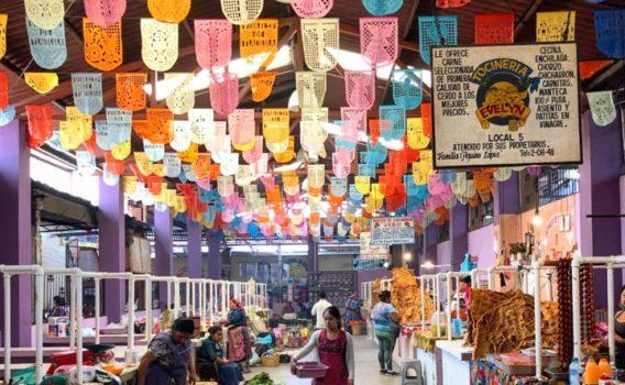 mercados de Oaxaca