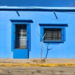 puerta y ventana, colores para casas