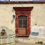 arquitectura mexicana, casa colonial, centro historico