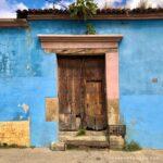 fachadas de oaxaca, colores de mexico, casas antiguas