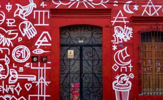 casonas de oaxaca, arquitectura colonial