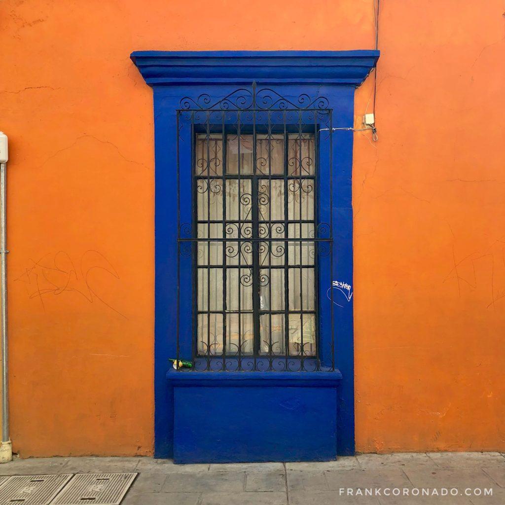 ventana azul oaxaca