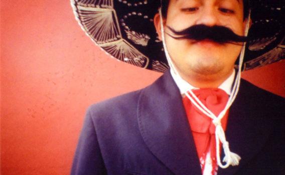 lomografia frank coronado charro mexico traje