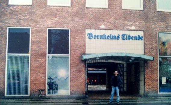 periodico Bornholm Dinamarca