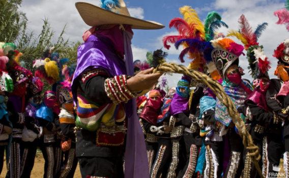 Fiesta de San Pedro Ixtlahuaca Oaxaca