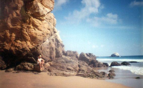 playas de la costa oaxaqueña
