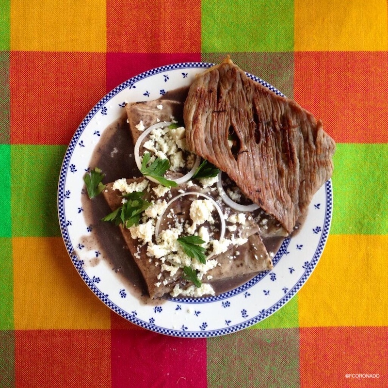 gastronomia oaxaqueña
