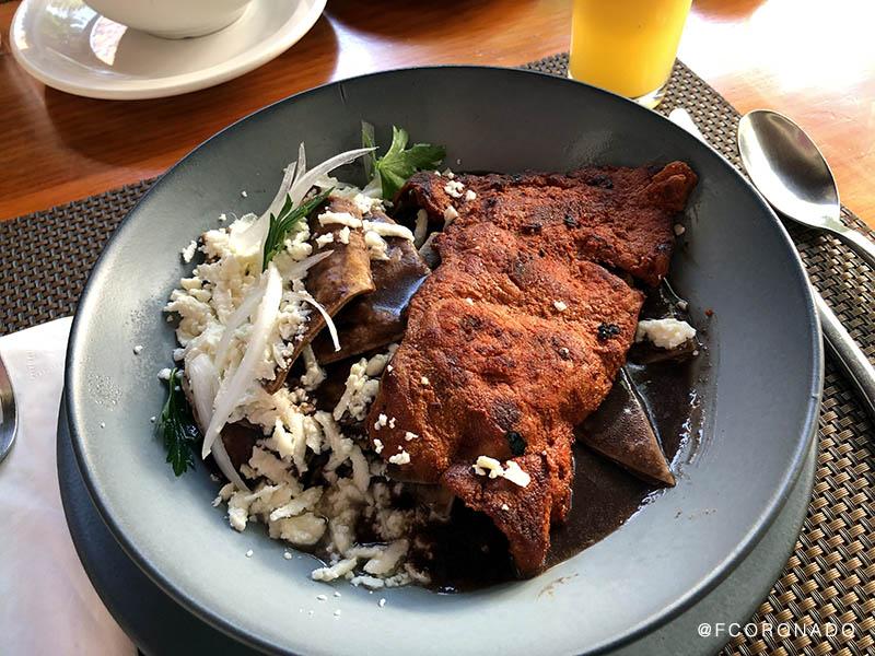 carne en chilada de oaxaca