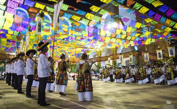 fiesta vela sandunga Santo domingo tehuantepec