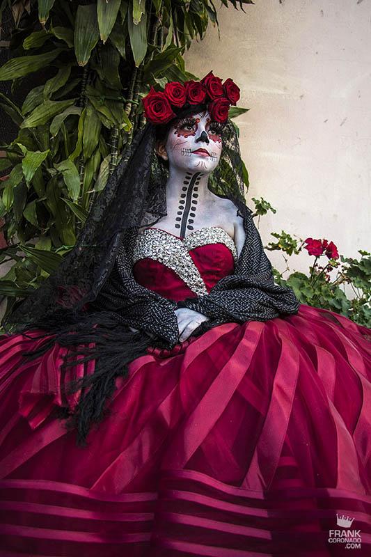 dia de muertos en Oaxaca