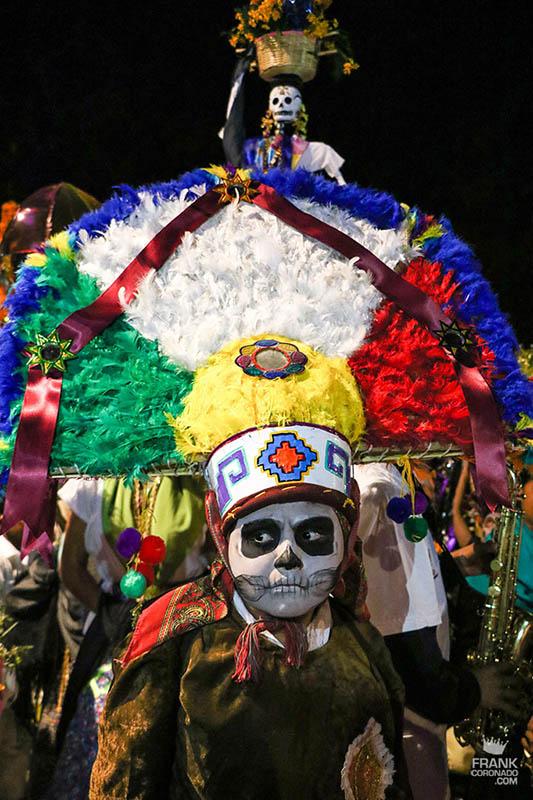 celebraciones de Oaxaca