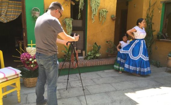 grabacion video chinas oaxaquenas