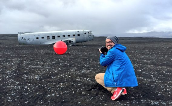 dc islandia accidente avion