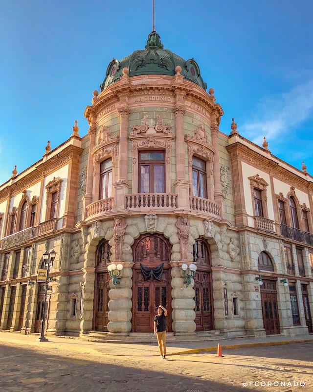 arquitectura colonial de Oaxaca