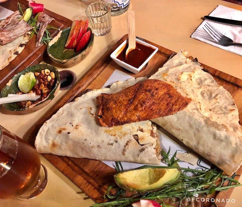 gastronomia de oaxaca