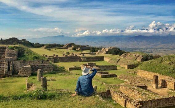 ruinas zapotecas
