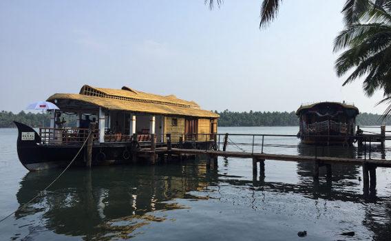 kerala india backwaters