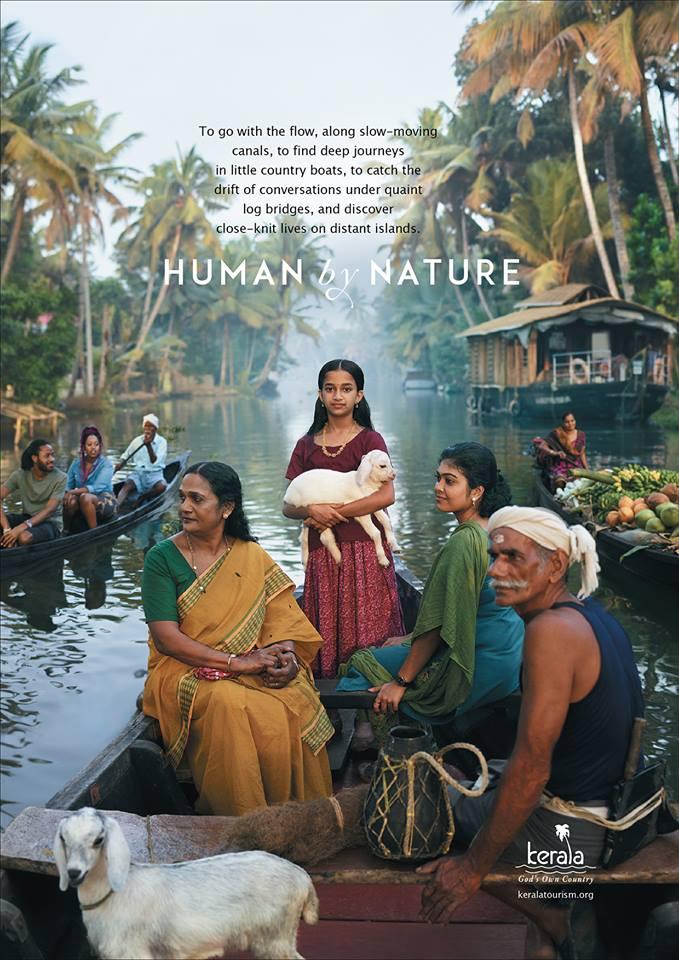 Kerala humanos por naturaleza