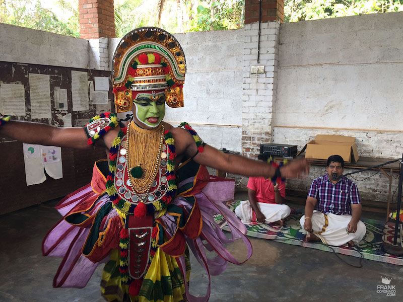 danzas tipicas de kerala