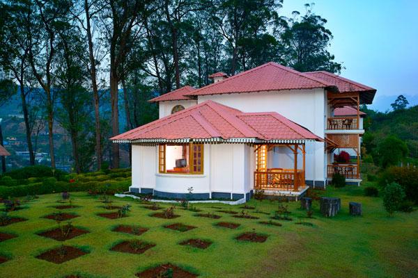 hotel en Munnar