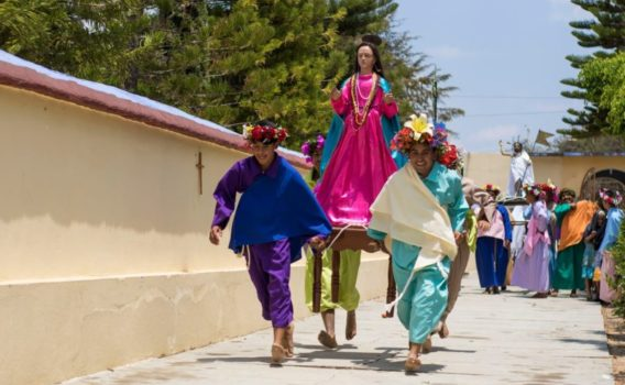 tradiciones fiestas y costumbres de Oaxaca