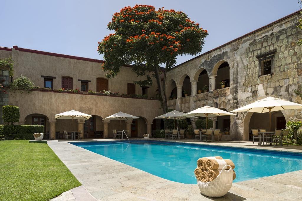 donde hospedarse en Oaxaca