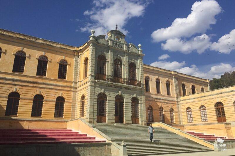 casa oaxaca, centro de las artes, que ver en Oaxaca