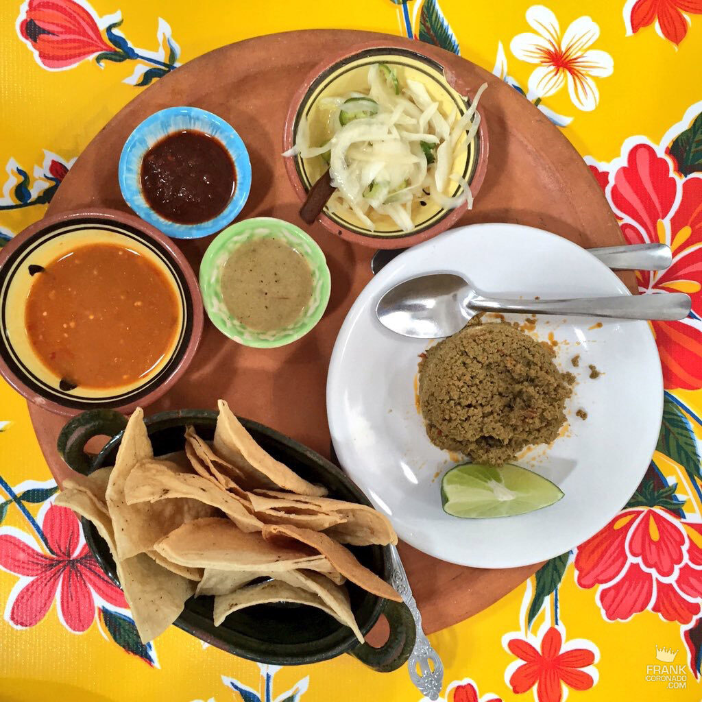 comida istmeña, comida del istmo, que comer en oaxaca