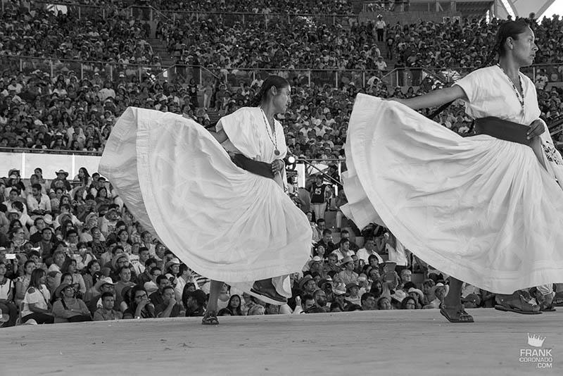 bailables de Guelaguetza