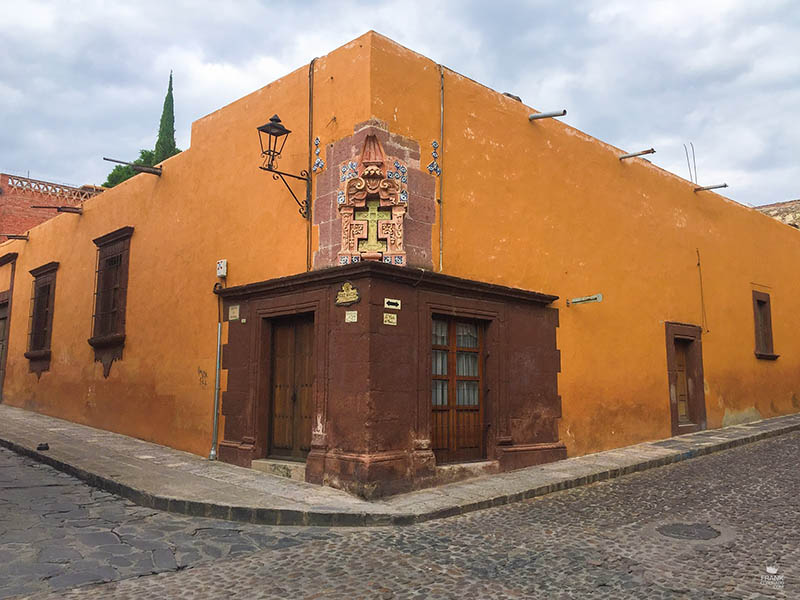 arquitectura colinial mexicana