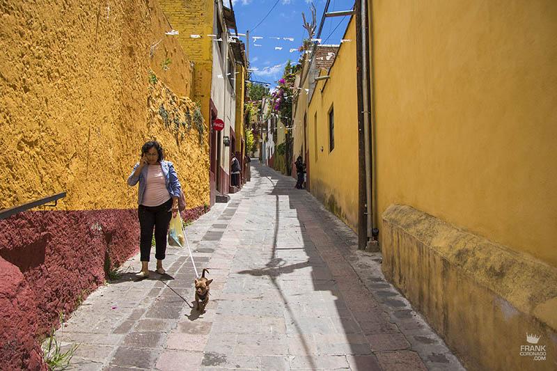 calles coloridas de mexico