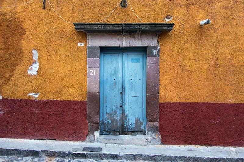 puertas de san Miguel de Allende