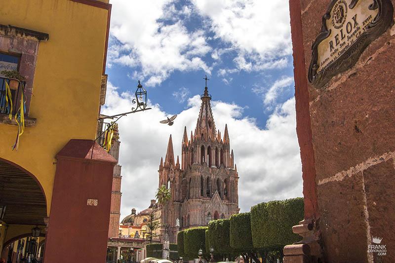 Parroquia San Miguel de Allende
