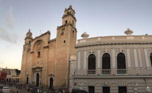 catedral de merida yucatan