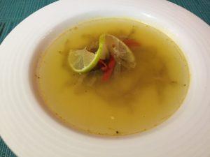 Sopa de lima en merida yucatán