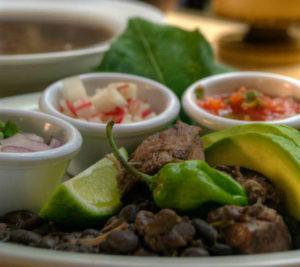 Frijol con puerco en Merida Yucatán