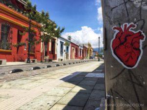 Calles de Oaxaca