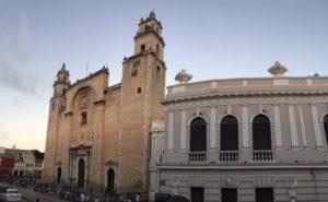 Catedral de Mérida Yucatán