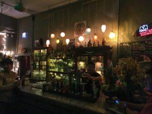 Vida nocturna en la Negrita de Mérida Yucatán