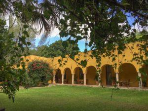 Hacienda Misné en Mérida Yucatán