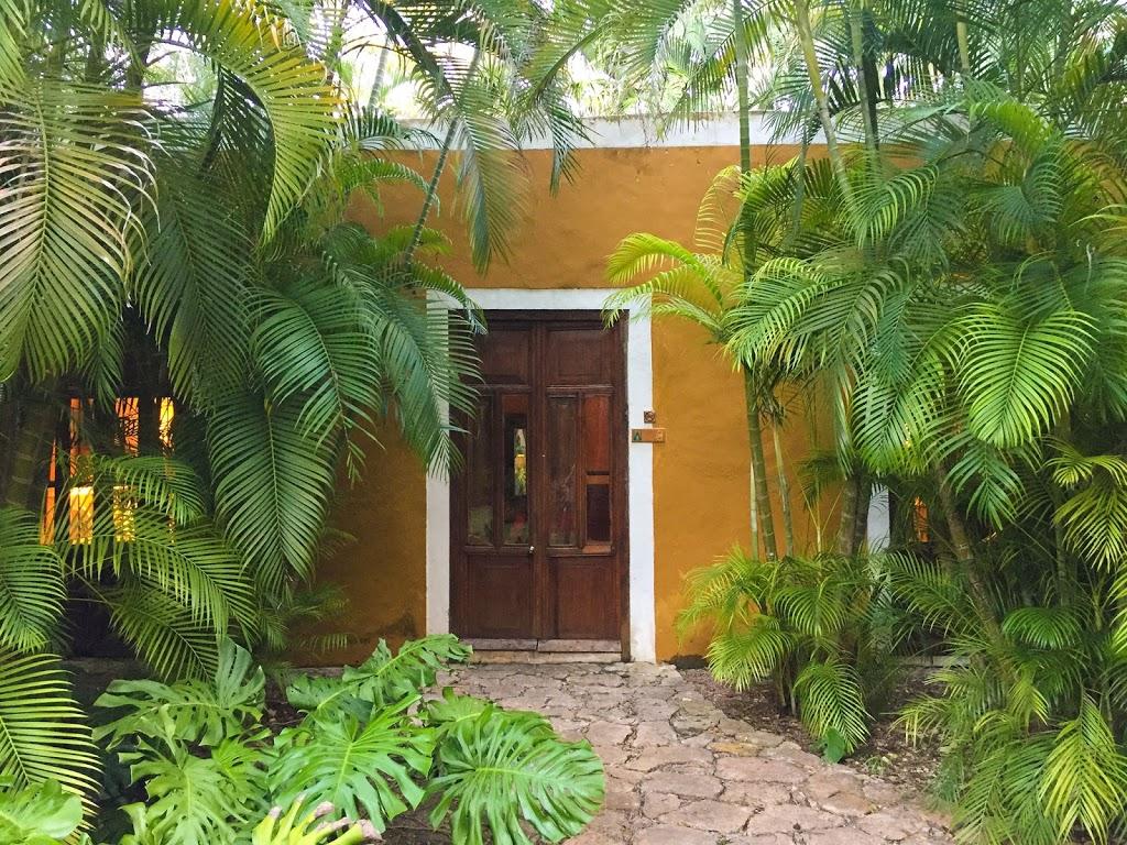 hacienda san jose cholul yucatan