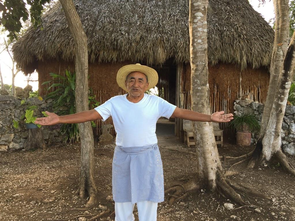 Hombre yucateco