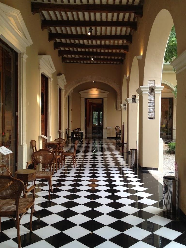 Museo Casa Montejo de Merida Yucatan