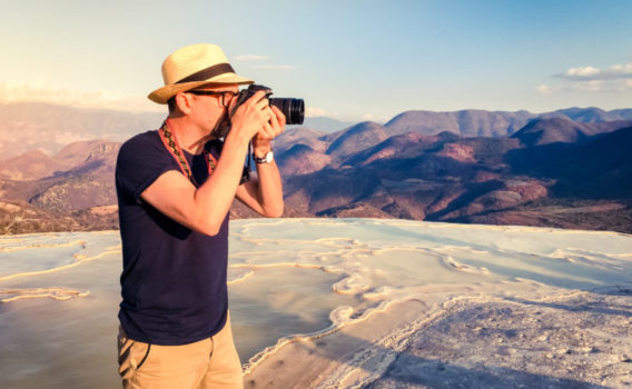 Frank Coronado bloguero viajero y fotografo de mexico
