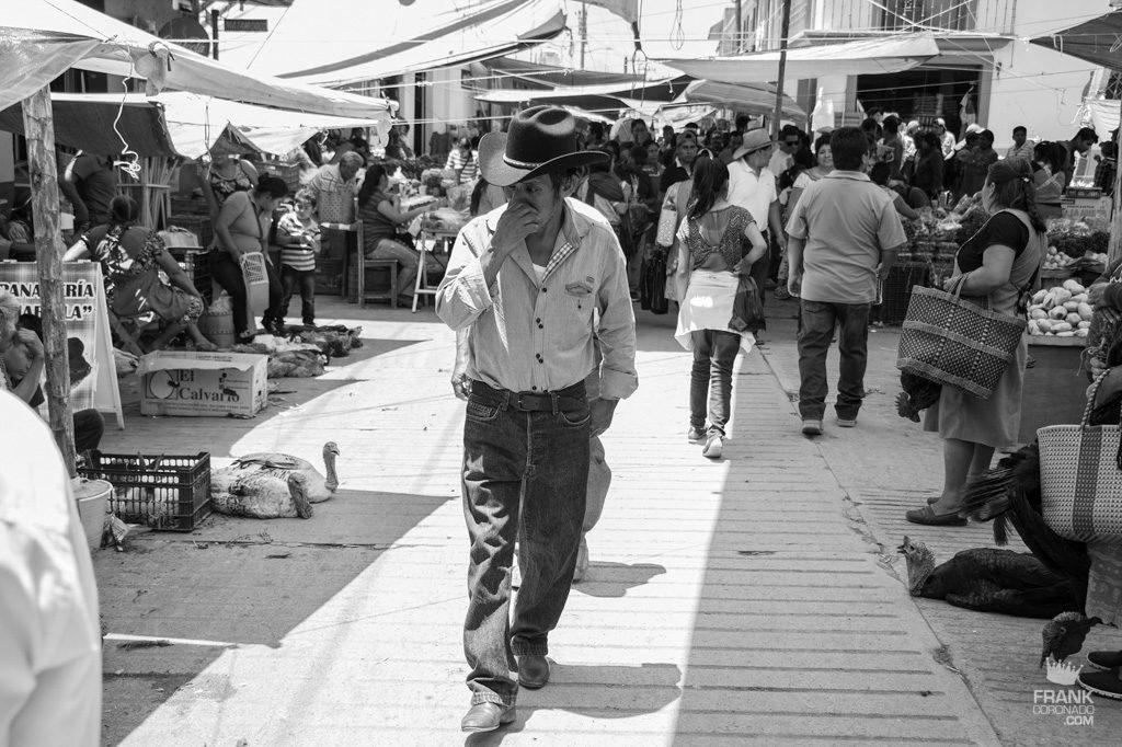 retrato en el mercado de tlacolula oaxaca