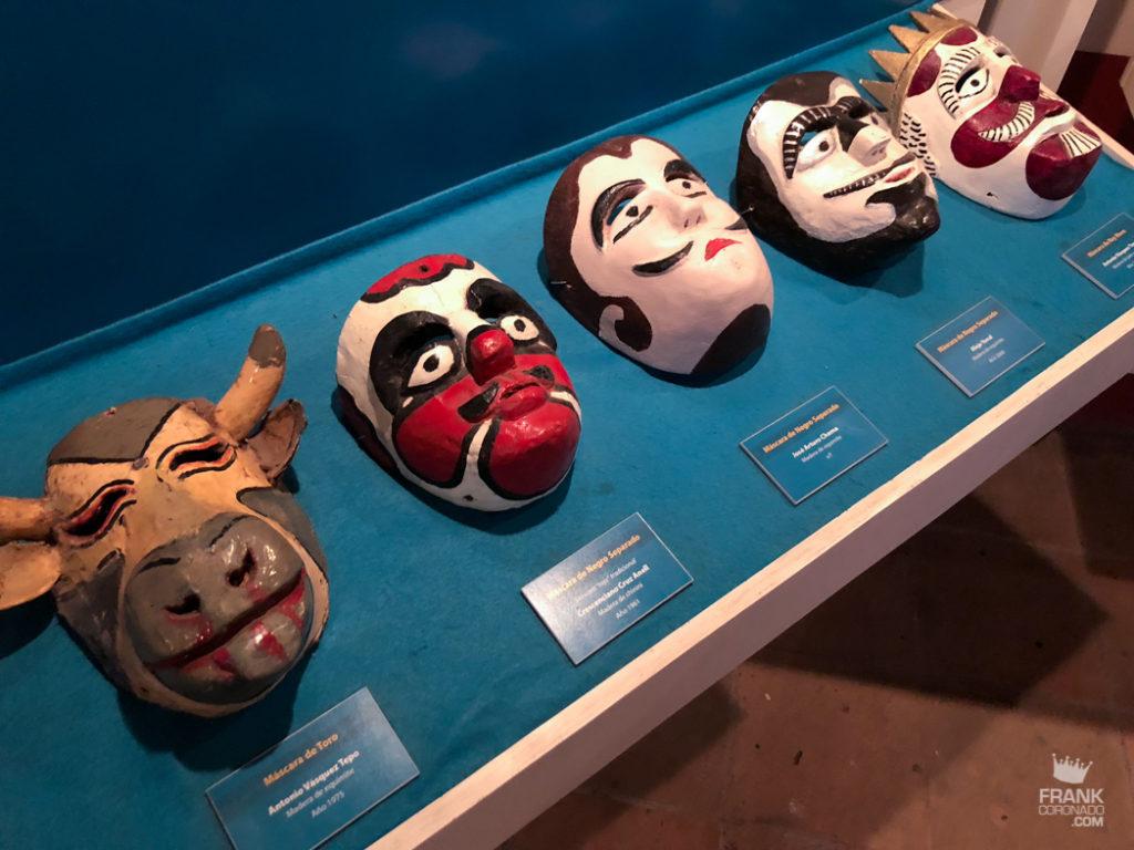 museo de los danzantes
