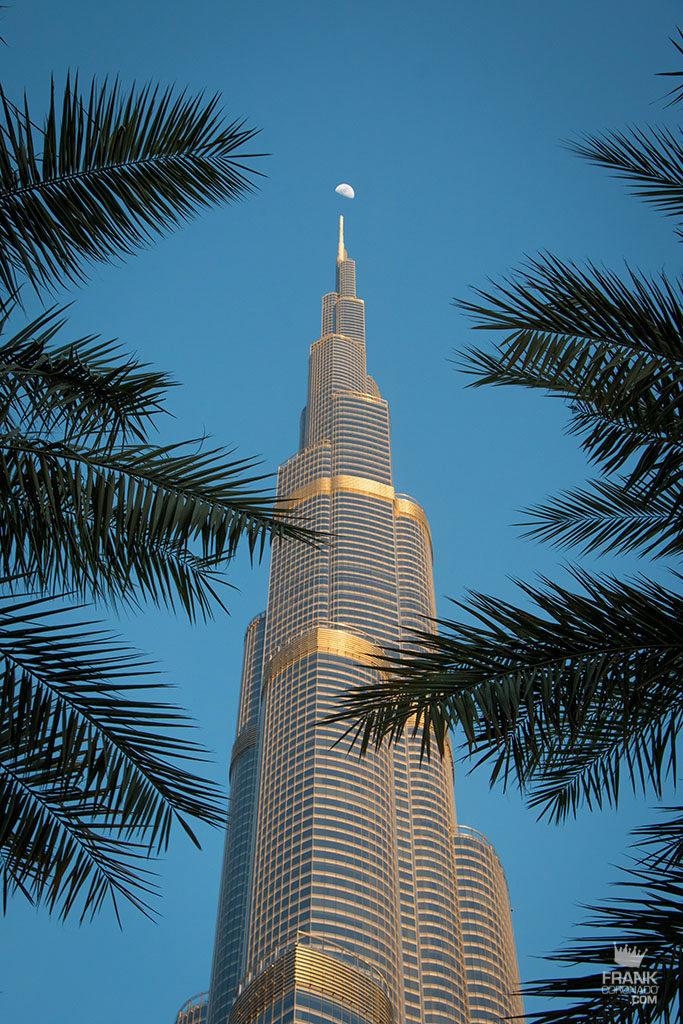 burj khalifa el edificio mas alto del mundo