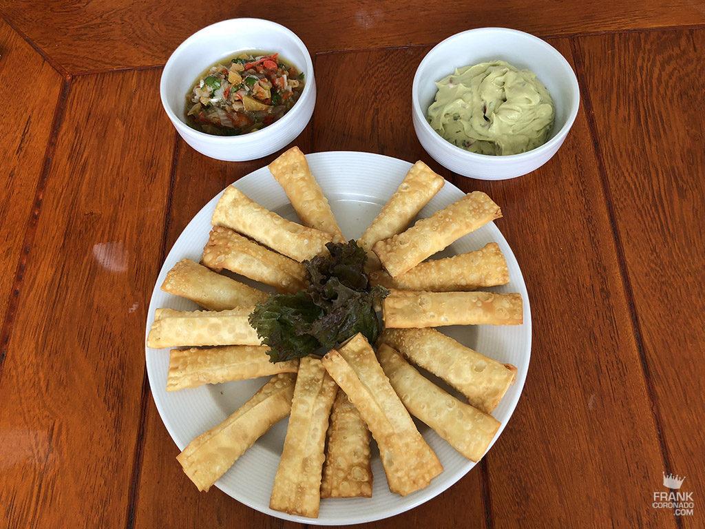 entradas gastronomia peruana tequeños