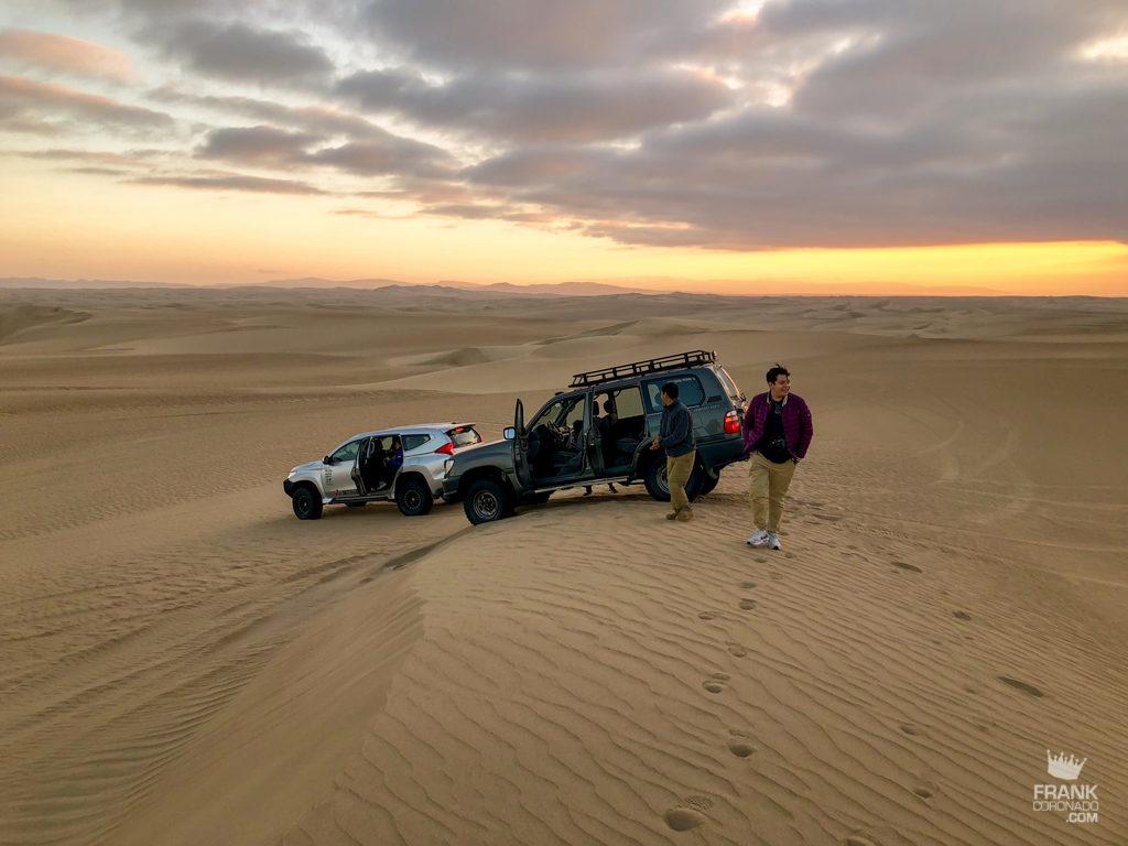 Aventura en 4x4 por el desierto de peru