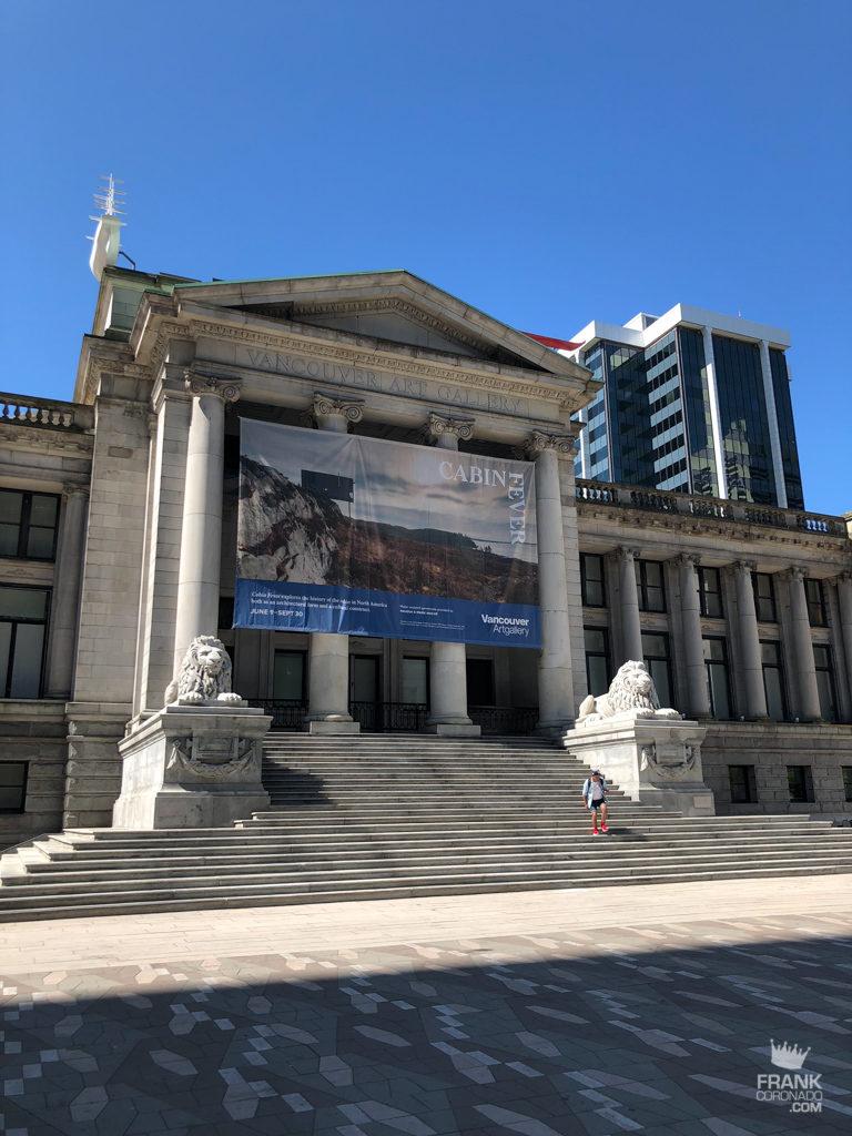 galería de arte de vancouver canada